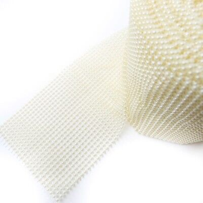 Pearl Mesh Wrap 24 Row Wide Per Meter
