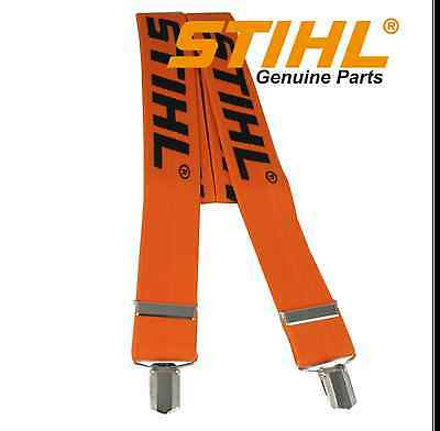Stihl Braces Orange Chainsaw Forestry 0000 884 1510