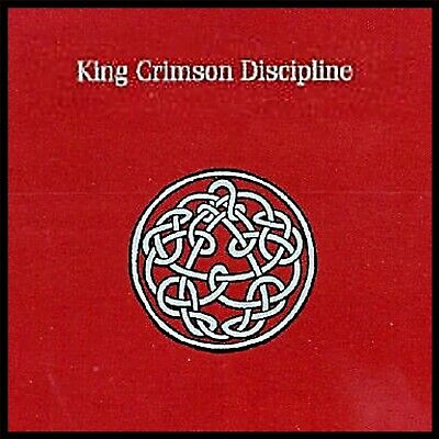 Parche imprimido, Iron on patch, Back patch, Espaldera - King Crimson, C