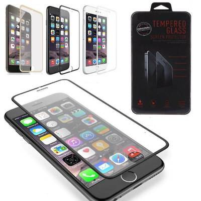 Vitre Film Protection Verre Trempé incassable iPhone 8/7/6/S/Plus AVANT+ARRIERE