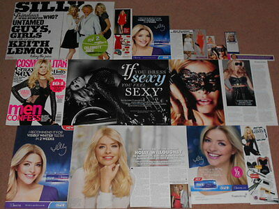 20- HOLLY WILOUGHBY Magazine Clippings