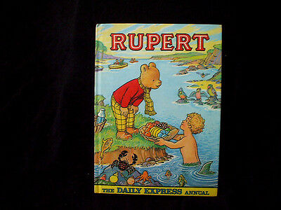 RUPERT : The Daily Express Annual 1975