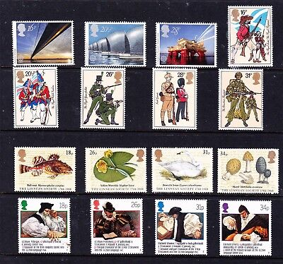 Great Britain stamps - 16 MUH