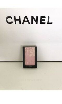 CHANEL Les Tissages Blush Duo Effet Tweed/ Fard À Joues n10 Tweed Pink