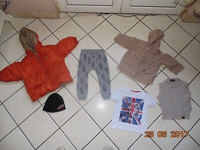 lot de vetements taille 2 ans