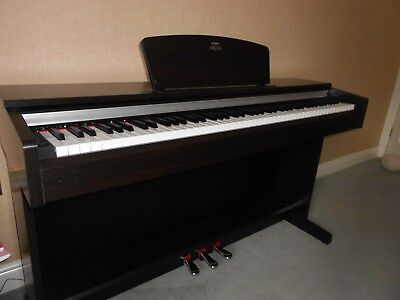 yamaha arius ydp 161 digital piano picclick uk. Black Bedroom Furniture Sets. Home Design Ideas