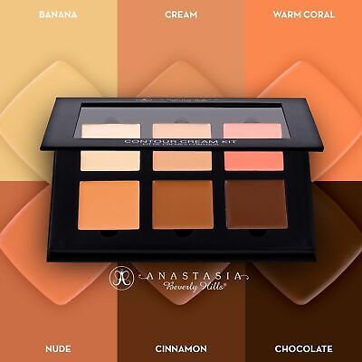 Anastasia Beverly Hills Contour CREAM Kit 2 COLOURS Light & Medium