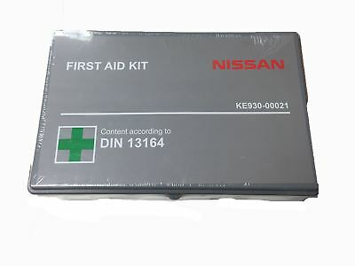 Nissan Qashqai (2014 -2017) First Aid Kit (Hard Box) KE93000021
