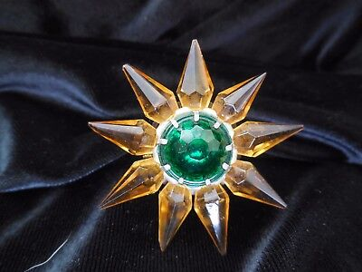 Matchless Wonder Star - Single Amber with Green