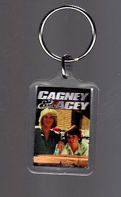 Cagney And Lacey.............     Keyring / Keychain...1