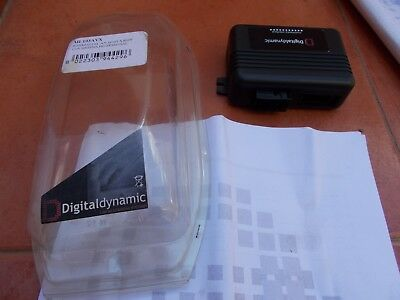 Mi-103Avx (Digital Dynamics) Interfaz-Interface-Interfaccia A/v Most X Bmw