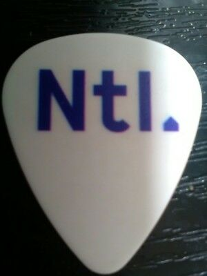THE NATIONAL 2017 * STAGE USED* PLECTRUM Pick MANCHESTER + Passes + Lyric Sheets