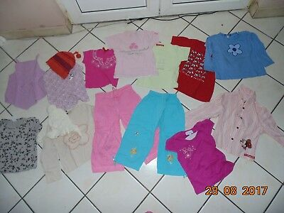 lot de vetements taille 2 - 4 ans