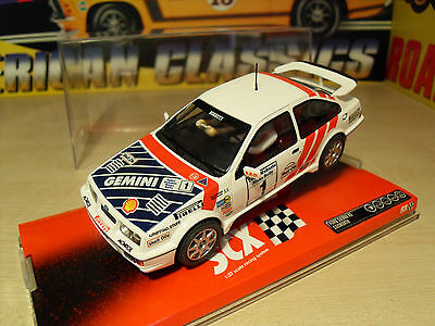 SCX 64830 - Ford Sierra RS Cosworth - 'Jimmy McRae' - Brand New in Box.