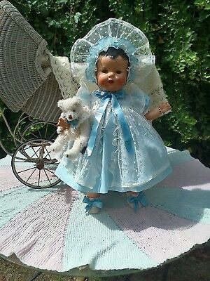 "Big 24"" Beautiful Composition & Cloth OOAK Baby Doll 💕"