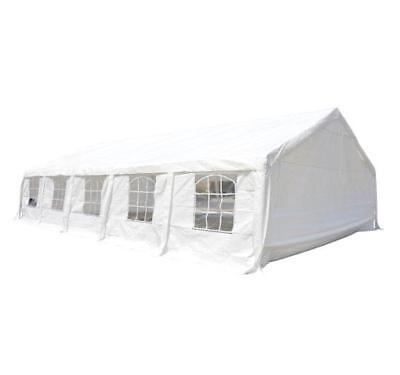 Outsunny 40'x20' Heavy-duty Large Outdoor Carport Garage Wedding Party Event