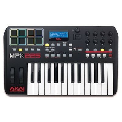Akai MPK225 25 Key Keyboard Performance Controller - NEW!