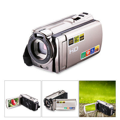 """3""""LCD FHD 1080P 24MP Camera Infrared Night Vision Camcorder WIFI Digital Video"""