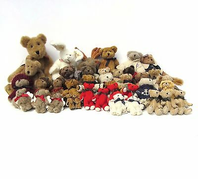 Lot of 38 Boyds Bears Small Medium and Large With Tags