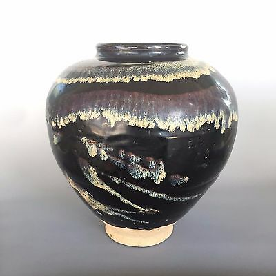 Song Dynasty, A Jizhou Kiln Yaobian Jar