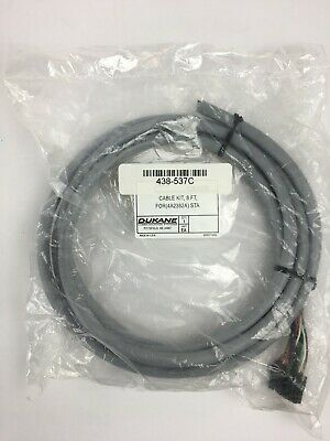 438-537C Cable Kit 7 Ft for 4A2382A STA Dukane Nurse Call 438-537B GE Ascom