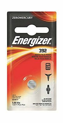 Energizer EVE392BPZ 392BPZ 392BP Button Cell Batteries 1.5 V 6/Pack (Eveready...