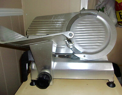 FMA Model 300 Commercial Stainless Steel Food Meat Slicer EUC