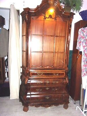 BAROQUE  French Classic regency 17th century  cabinet  cupboard great  condition