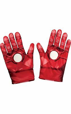 Iron Man Gloves As Shown One Size