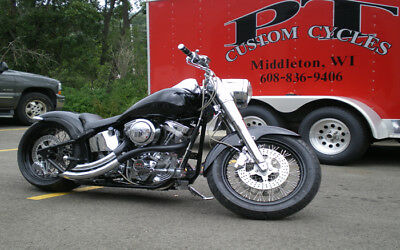 2004 Custom Built Motorcycles Pro Street  2004 PRO STREET CHOPPER - Low and Fat - $9500.00 OBO PRICED FOR QUICK SALE!!