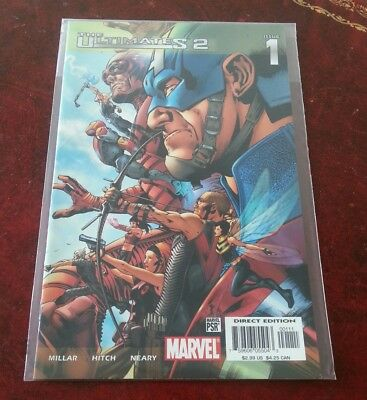 The Ultimates Series 2 - issue 1