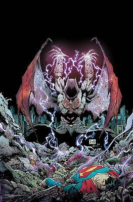 Dark Knight Metal #3 Regular Capullo Cover