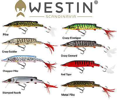 Westin Mike The Pike 14cm 30g (HL)