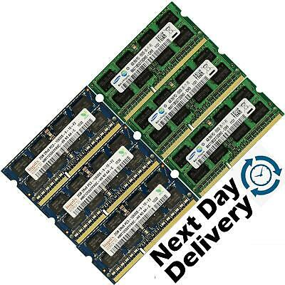 Memory Ram Laptop Notebook DDR3 PC3 10600S 10600 1333 MHz 204 pin CL9 SODIMM Lot