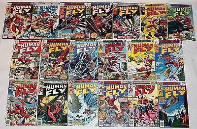 Human Fly 1 2 3 4 5 6 7 8 9 10 11 12 13 14 15 16 17 18 19 Bronze Age Lot 9.0-9.2