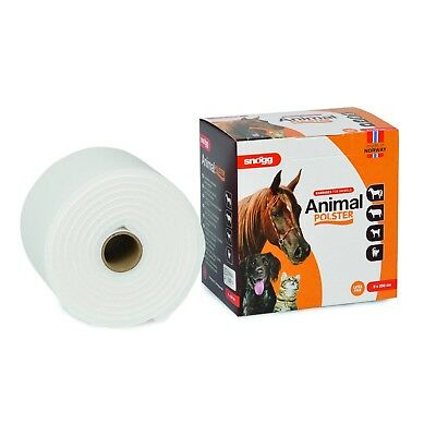 Snogg Animal Polster Foam Horse Dog Bandage with adhesive on one side 9 x 200cm