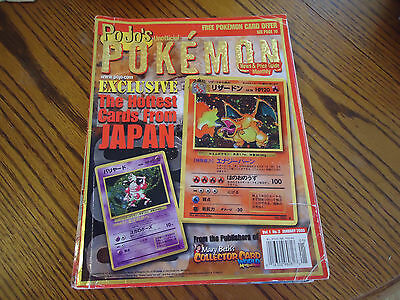 PoJo's Unofficial Poke'mon News & Price Guide Vol 1 No 3 Jan 2000