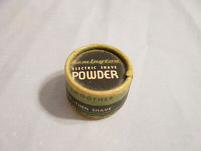 Remington Electric Shave  Powder Sample