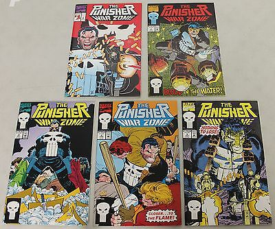 Marvel The Punisher War Zone (1992) Carbone Family #1-11 1,2,3,4,5,6,7,8,9,10,11