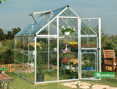 Maze 6x8 Greenhouse - Built Tough for Australian Conditions - Free Delivery