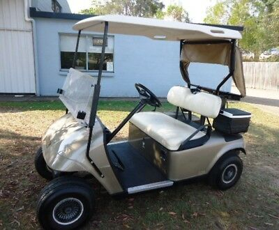 GOLF BUGGY / CART 2007 E-Z-GO TXT - Very Good Condition