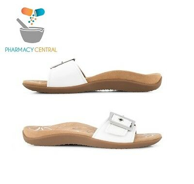 69ed46b4cce0 SCHOLL ORTHAHEEL WOMENS Casual Sandals Matisse - WHITE -  89.95 ...