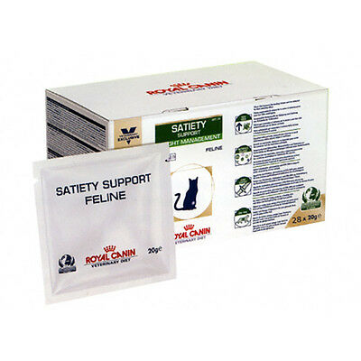 Royal Canin Vdiet Cat Satiety Support - 28 x 20 gr