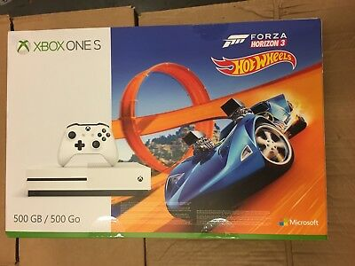 Xbox One S Forza Horizon 3 Hot Wheels 500GB Bundle