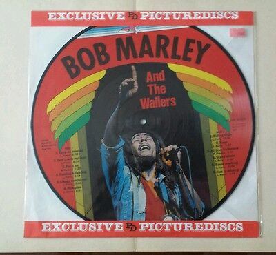 Bob Marley & The Wailers - Picture Disc