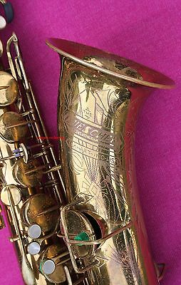 "WORLDWIDESAX - Sarge's Collection! - 1934 Buescher ""The Aristocrat"" TENOR"