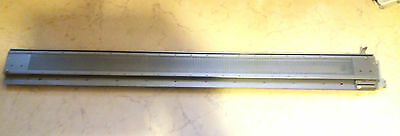 Brother Knitting Machines Ribber Kr850 Complete Needle Bed Assembly No Needles