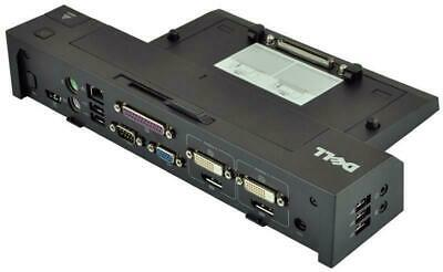 Dell Port Replicator Advanced E-Port II with USB 3.0 130W AC Adaptor.
