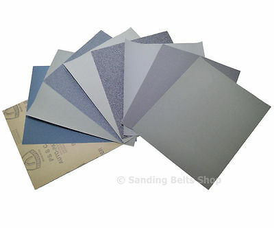 Sandpaper Sanding Sheet Polishing Paper Wet Or Dry And Abrasive Finishing Polish