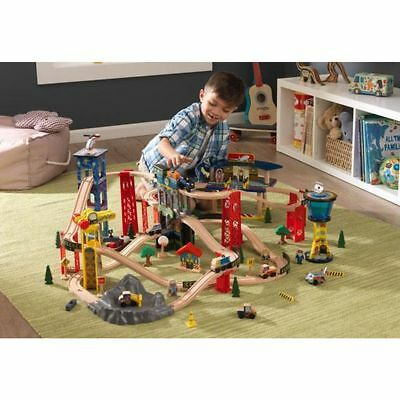 Kidkraft - Ensemble De Trains Super Highway